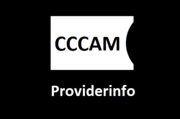 Latest CCcam.providers file