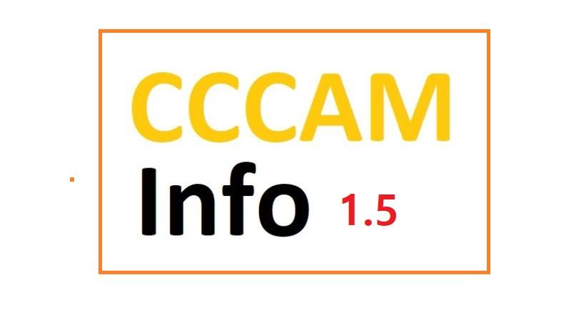 CCcam info 1.5
